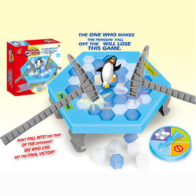 PERFECT Ice Breaking Save The Penguin ! Penguin Balance crush Ice Cube Game WS