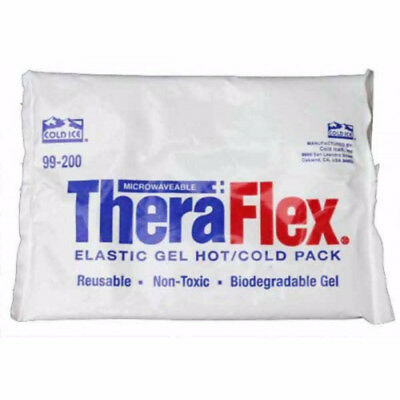 TheraFlex Reusable Elastic Gel Hot/Cold Therapy Pack - 22x15cm (99-200)