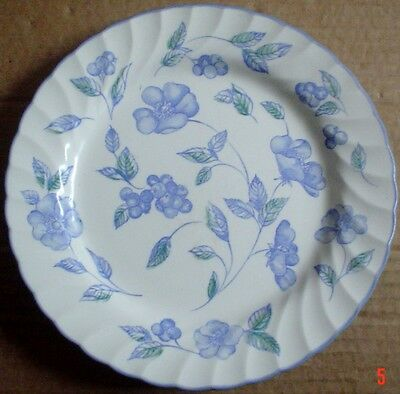 BHS Side Plate BRISTOL BLUE