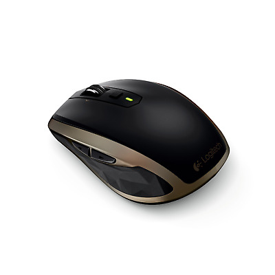 Logitech MX Anywhere 2 Business Edition Kabellose Mobile Maus Bluetooth/Unifying