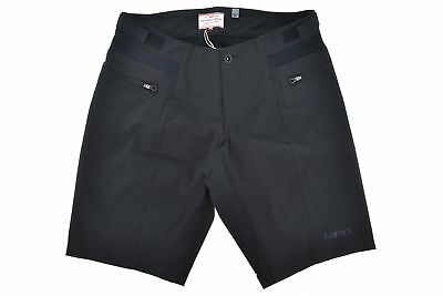 Giro Womens Truant Short Size 6 Casual Active Black