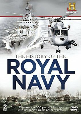 History of the Royal Navy 2 DVD Set History Channel Documentary