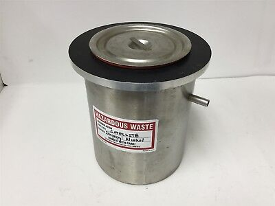 Polar Ware 8Y and 3Y Bain Marie Pots, Material: Stainless Steel, With 3Y-2 Lid