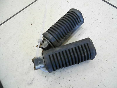 a3. Puch Lido 50 SUZUKI CP FOOTREST RIGHT REAR + Left Foot Rest