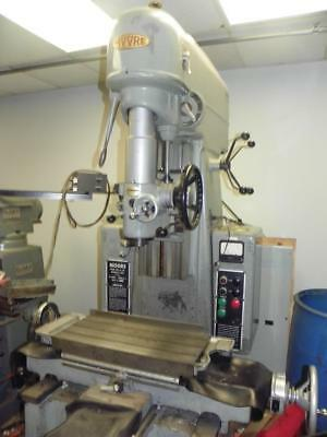 Moore No 2 Jig Borer Machine 19x10 Table With Dro 150000