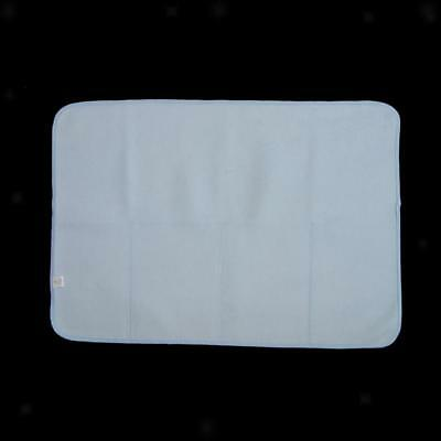 Incontinence Underpad Sheet Mattress Washable Mat Waterproof Bed Protector
