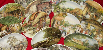 Royal Doulton Collectors Plates Various Issues   Select Plate