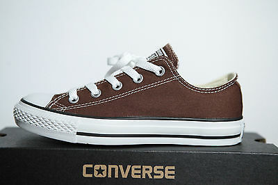 NUOVO All Star Converse Chucks Low Sneaker OX Eyelet 542541c tg. 42 UK 85