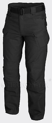 HELIKON TEX UTP URBAN TACTICAL PANTS Trousers Hose black schwarz SL Small Long