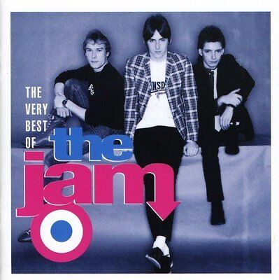 The Jam - The Very Best Of [Greatest Hits] CD NEW/SEALED