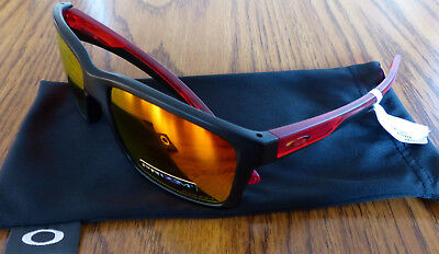Oakley Mainlink PRIZM Ruby Fade Collection sunglasses OO9264-2657