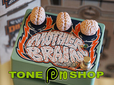 DrNo Mother Brain Analogue Delay 99c Auction. Brand New In Box. ONE ONLY!