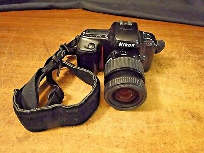 Nikon N50, 35mm Camera with 35-90mm Tamron AF lens, 1:4-5.6, clean