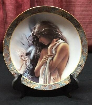 Native Beauty - Morning Star - Collector Plate - Bradford Exchange