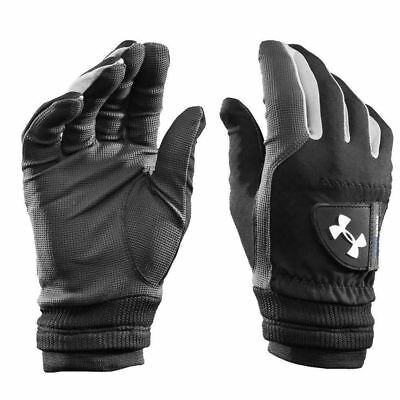 2017 Under Armour Cold Gear Thermal Mens Golf Gloves **PAIR**
