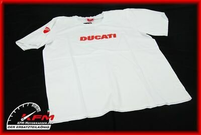 Original Ducati Performance Wear T-Shirt shirt Tshirt Ducatiana Größe XL Neu*