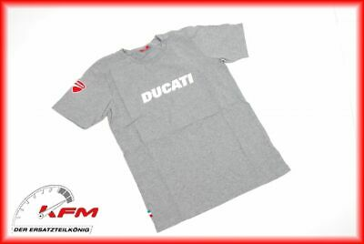 Original Ducati Performance Wear T-Shirt shirt Tshirt Ducatiana Größe M Neu