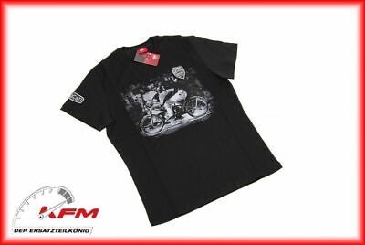Original Ducati Performance Wear T-Shirt shirt Cucciolo Retro Größe XS Neu