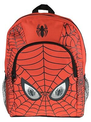 Spiderman Backpack | Spider-Man Rucksack | Marvel School Bag