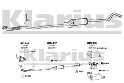 Exhaust Front Pipe Rover 75 1.8  7//2002-12//2005
