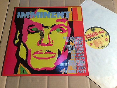 V/a - Imminent 1 - One - Lp - Bite One - Bite 1 - Uk 1985