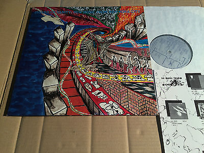 V/A - ISLAND OF SANITY - 2 LP - nml 8707d - GERMANY 1987