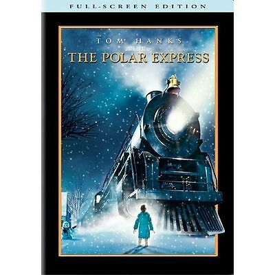 The Polar Express (DVD, 2005, Full Frame)