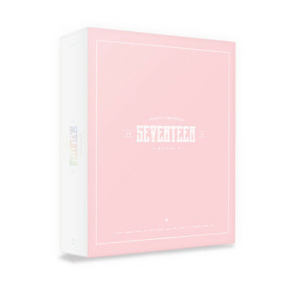 SEVENTEEN - 2018 Season's Greetings Calender+Photocards+On Pack Poster+Free Gift