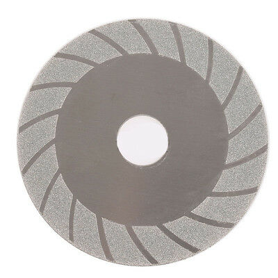 "4"" Glass Ceramic Granite Diamond Saw Blade Disc Cut Wheel Tool For Angle Grinder"