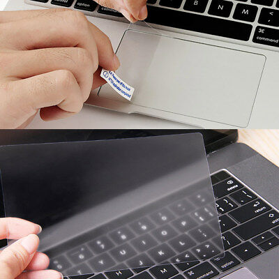 Clear Touchpad Protective Film Sticker Protector for Apple Macbook Air 13/15
