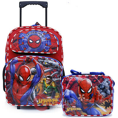 Marvel Spiderman 4pc Front Car Seat Cover Set Low Back Head W Rest Covers