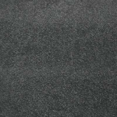 Clearance Rich Grey Quality Feltback Twist Carpet, Bedroom, Hall, Lounge 4m & 5m
