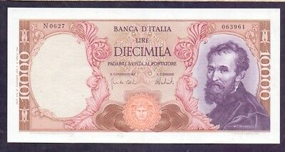 10000 Lire From Italy 1973 Unc
