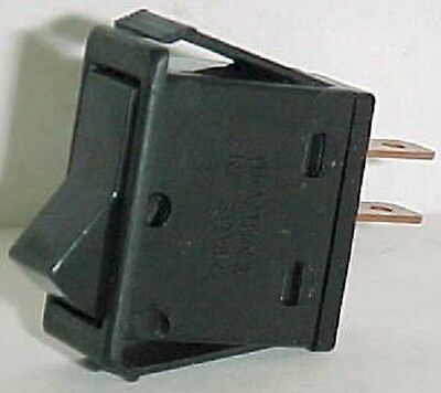 SW-13 Lot Of  2 Ea. Calterm Automotive SPST Momentary Toggle Switch 40130