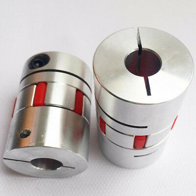 High torque 8-22MM CNC Flexible Plum Coupling Shaft Coupler Connect D40 L50 Hot