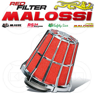 Malossi 042412.k0 Filtro Aria Red Filter E5 Ø32 Carburatore Dell'orto Phbg 19