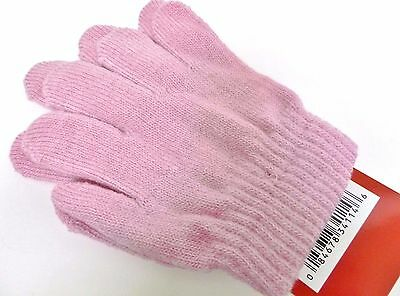Toddlers Kids Winter Stretch Knit Gloves NWT One Size 2-4 Years #34114
