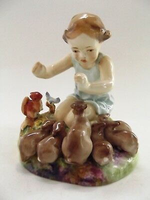 "Stunning Royal Worcester Figurine No 3076 ""woodland Dance"" Ref 33/4"