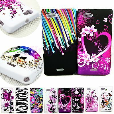 Color New Silicone Rubber Gel Soft Skin Phone Case Cover For Sony Xperia J ST26i