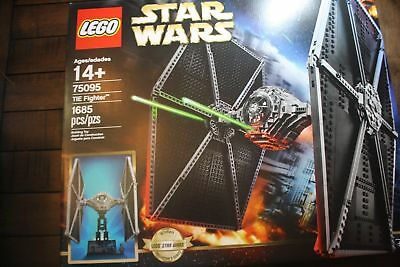 Lego Star Wars Ultimate Collector Series TIE Fighter kit #75095 - New in box