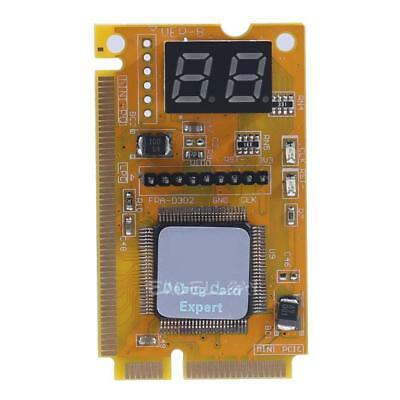 3 in 1 PCI PCI-E LPC Diagnostic Debug Test Analyzer Card for Notebook PC Laptop