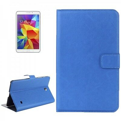 Backcover blue cover for Samsung Galaxy Tab 4 8.0 SM-T330 t330 Case Bag New