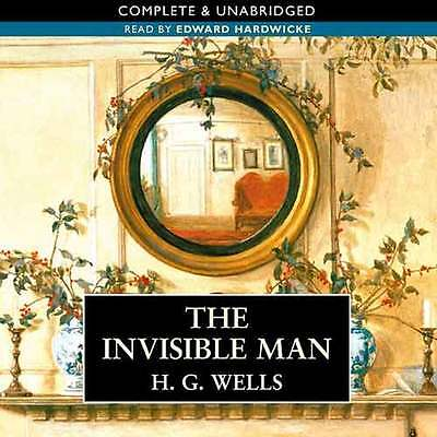 The Ultimate H.G.Wells Collection on mp3 audio DVD