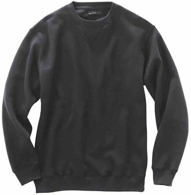 Rivers End 60/40 9oz Crew - Black - Unisex