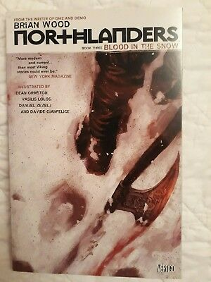 Northlanders 3: Blood in the Snow Brian Wood