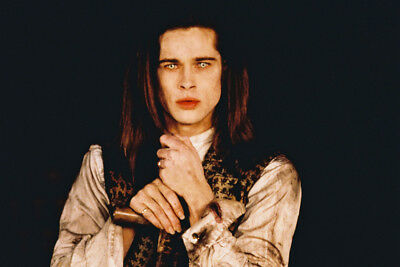 Interview With The Vampire Brad Pitt Pose 24X36 Poster Print