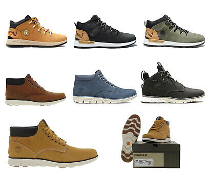 TIMBERLAND BRADSTREET CHUKKA Boots Mens Leather Ankle Boots