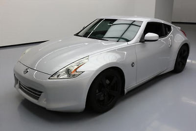 2009 Nissan 370Z  2009 NISSAN 370Z TOURING AUTOMATIC HTD LEATHER NAV 73K #404067 Texas Direct Auto