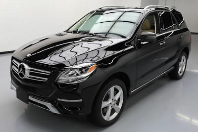 2016 Mercedes-Benz GLE-Class  2016 MERCEDES-BENZ GLE350 4MATIC AWD SUNROOF NAV 22K MI #791499 Texas Direct