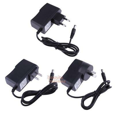P4PM 9V 300mA AC to DC Power Adapter Converter 5.5*2.5mm Center Negative